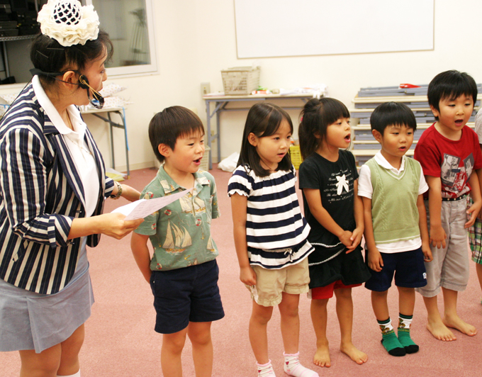 幼児教室ヘーグル 第6回木曜特講05