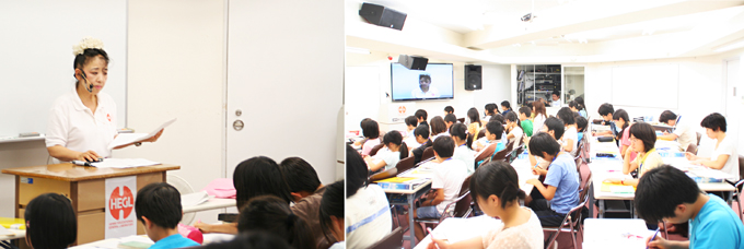 幼児教室ヘーグル 第9回PAD潜在能力開発中級講座