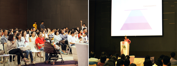 代表・理事長によるタイ・バンコク出張公演会・講師研修会