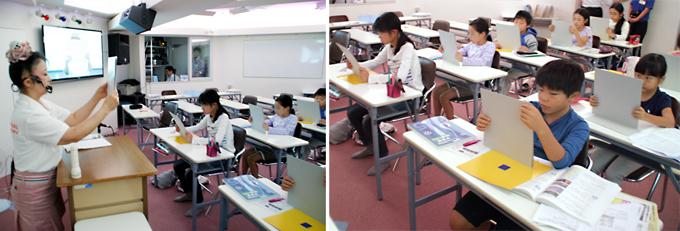幼児教室ヘーグル 第32回1DAYPAD高速学習講座04