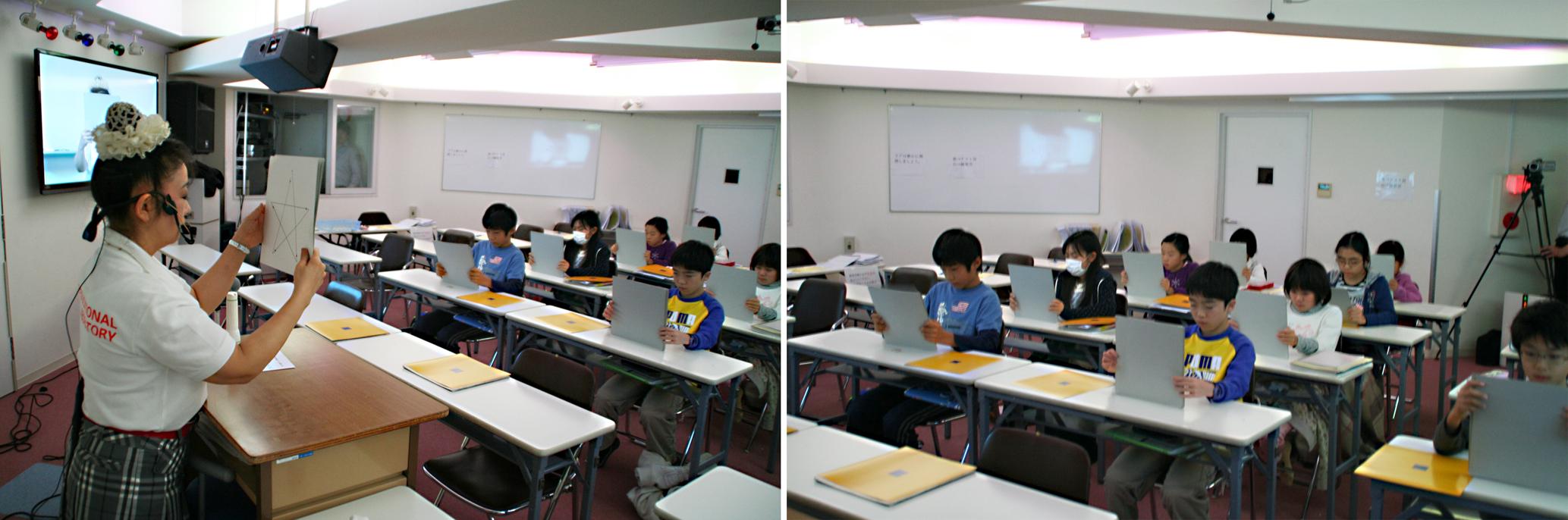 幼児教室ヘーグル 第33回1DAYPAD高速学習講座04