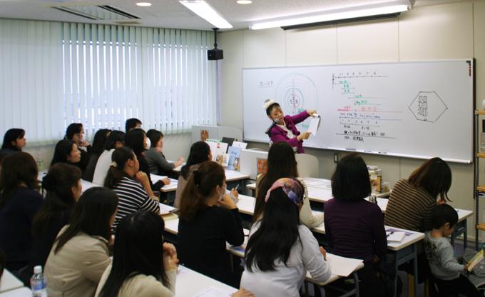 幼児教室ヘーグル 新年度小学部進級説明会04