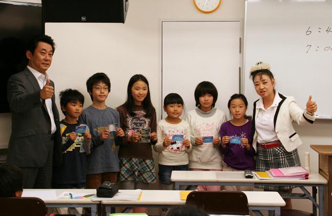 幼児教室ヘーグル 第33回1DAYPAD高速学習講座08