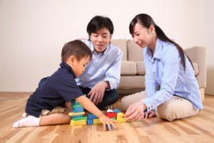 子育てのBE動詞と一般動詞