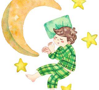 睡眠が十分にとれる教育環境を