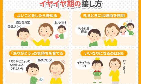 2歳児の育て方で発達が変わる? イヤイヤ気の接し方とトレーニング方法について解説!