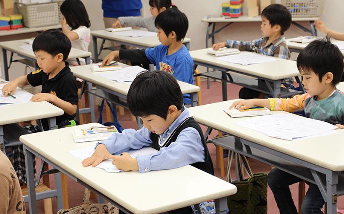 プレ小学部の特徴4